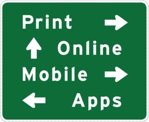 print online mobile apps
