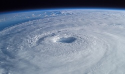 The Coriolis Effect on Hurricanes